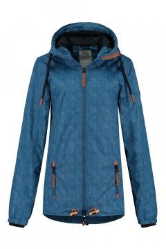 Brigg Outdoor Jacket - Blue speckled