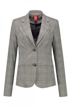 Only M Blazer - Galles zwart/wit