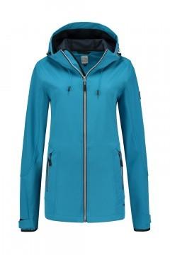 Brigg Softshell Jacket - Turquoise