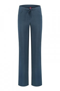 Only M - Trousers Lino Navy