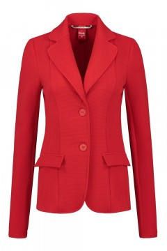 Only M Blazer - Tiffany red