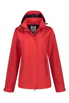 Brigg Allrounder Jacket - Red