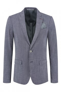 No Limit Blazer - Garret Navy Melange