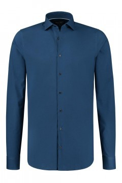 No Limit - Modern Fit Shirt Navy