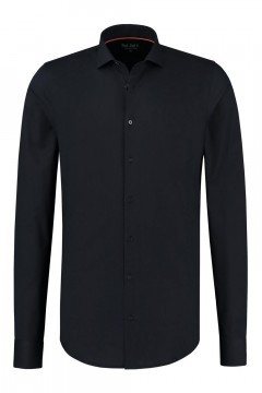 No Limit - Modern Fit Shirt Black