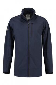 Brigg Softshell Jacket - Navy