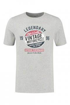 Kitaro T-Shirt - Legendary grey