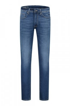 Faster Jeans - Adam Skinny Mid Blue
