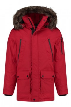 Redpoint Winter Jacket Eddy - Red