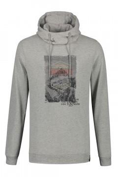 Kitaro Sweater - Adventure grey