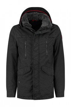 Redpoint Winter Jacket Joshua - Dark Grey