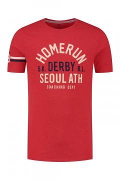 Kitaro T-Shirt - Homerun Red