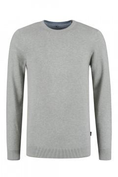 Kitaro Sweater - Basic Silver grey