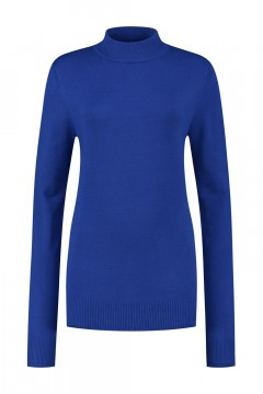 Casa Mia - Basic Sweater Blue