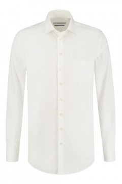 Ledûb Modern Fit Shirt - Off-White