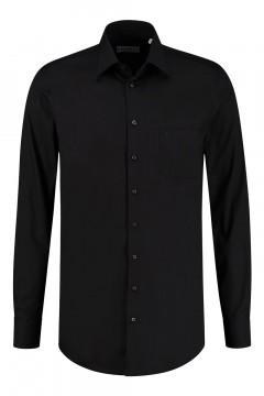 Ledûb Modern Fit Shirt - Black