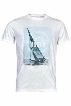 North 56⁰4 T-shirt - Nordic Supply white