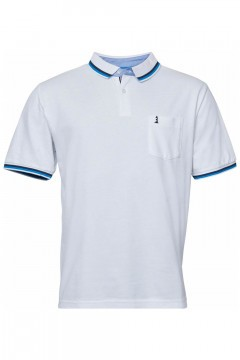 North 56˚4 Polo Shirt - Lighthouse White
