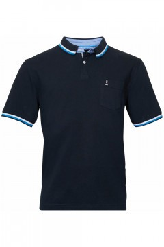 North 56˚4 Polo Shirt - Lighthouse Black