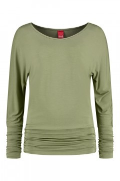 Only M - Top Bamboo Green