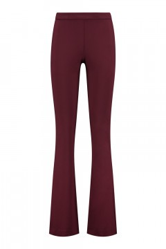 Only M Trousers - Milano Red