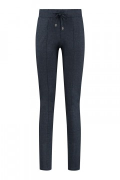 Only M - Lounge pants Punty dark blue