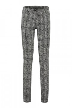 Only M Trousers - Redford Snake Print