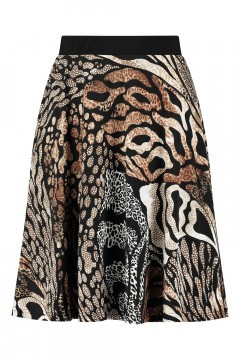 Only M - Skirt Leopard