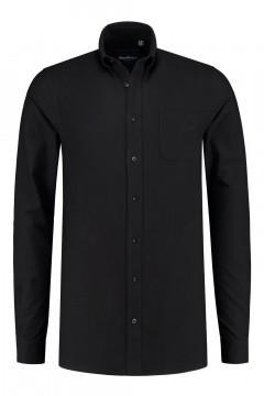 North 56˚4 Dress Shirt - Black