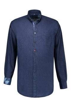 Colours & Sons - Dress Shirt Denim