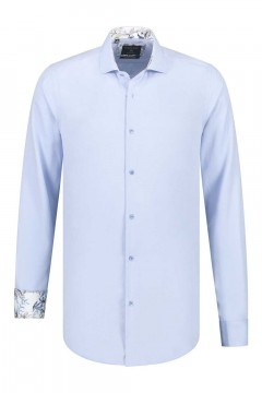 Corrino Shirt - Oxford Blue