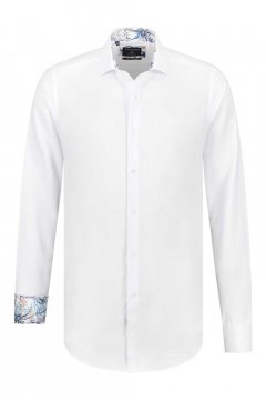 Corrino Shirt - Oxford White