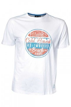 Replika Jeans T-shirt - Cold Hawaii white