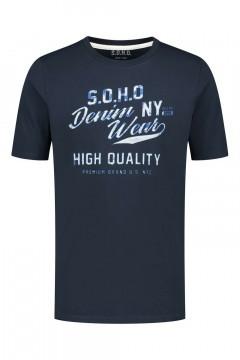 SOHO T-Shirt - Denim Wear Navy