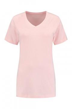 SOHO V-Neck Shirt - Future Light Rose