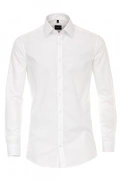Venti Body Fit Shirt - White