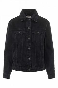 Vero Moda Tall - Denim jacket Katrina black