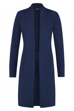 Chiarico - Cardigan Long Blue