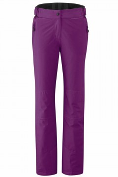 "Maier Sports - Vroni Ski Pants Grape 34"" inseam"