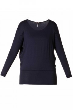 Yest Top - Yolanda Dark Blue