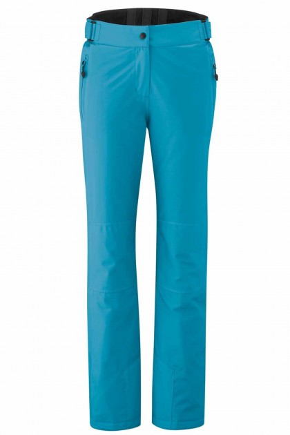 "Maier Sports - Vroni Ski Pants Cyan Blue 34"" inseam"