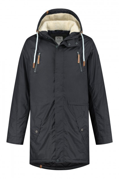 Brigg Winter Coat - Pete Navy
