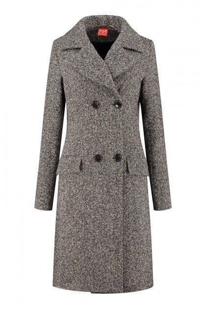 Only M - Winter Coat Lana Tweed