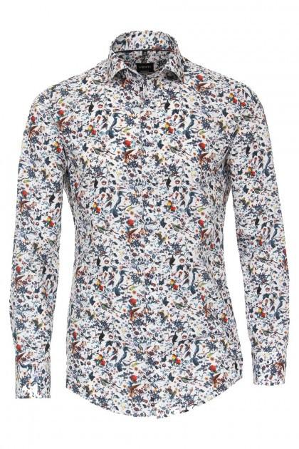 Venti Modern Fit Shirt - Hai Birds