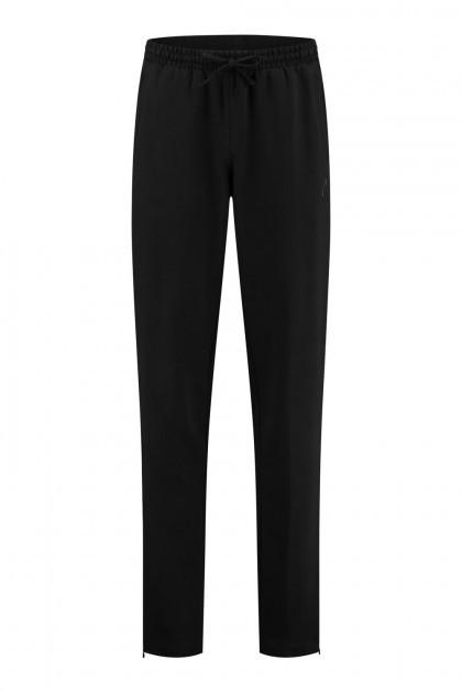 "Authentic Klein - Jogging Pants Zip Black 36"" inseam"