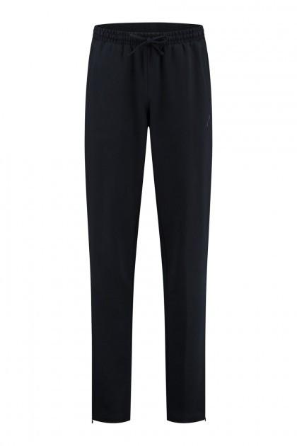 "Authentic Klein - Jogging Pants Zip Dark Blue 36"" inseam"