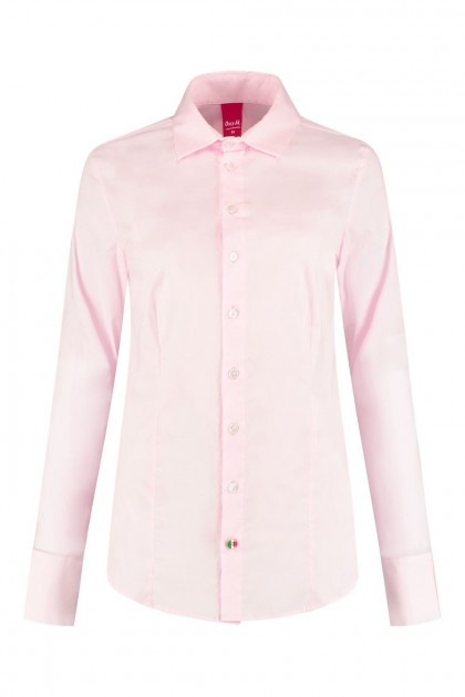 Only M - Blouse Basic Pink