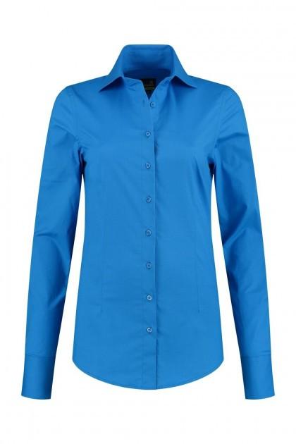 Sequoia - Basic blouse Blue