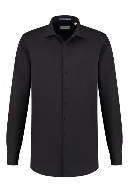 Blue Crane tailored fit shirt - Black