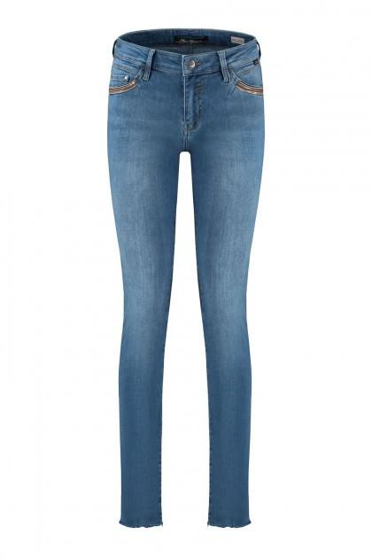 Mavi Jeans Nicole - Dark Lux Move